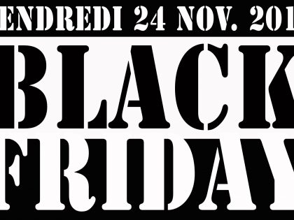 BLACK FRIDAY EC 40