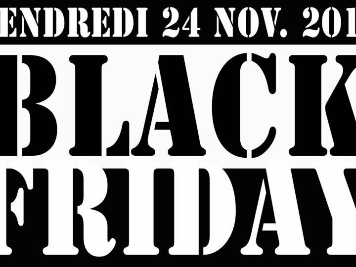 BLACK FRIDAY EC 40
