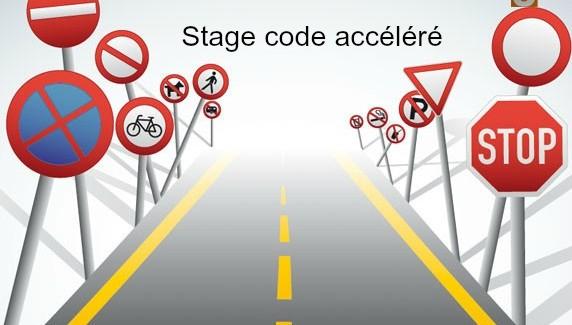 Stage Code Accéléré de 3 jours